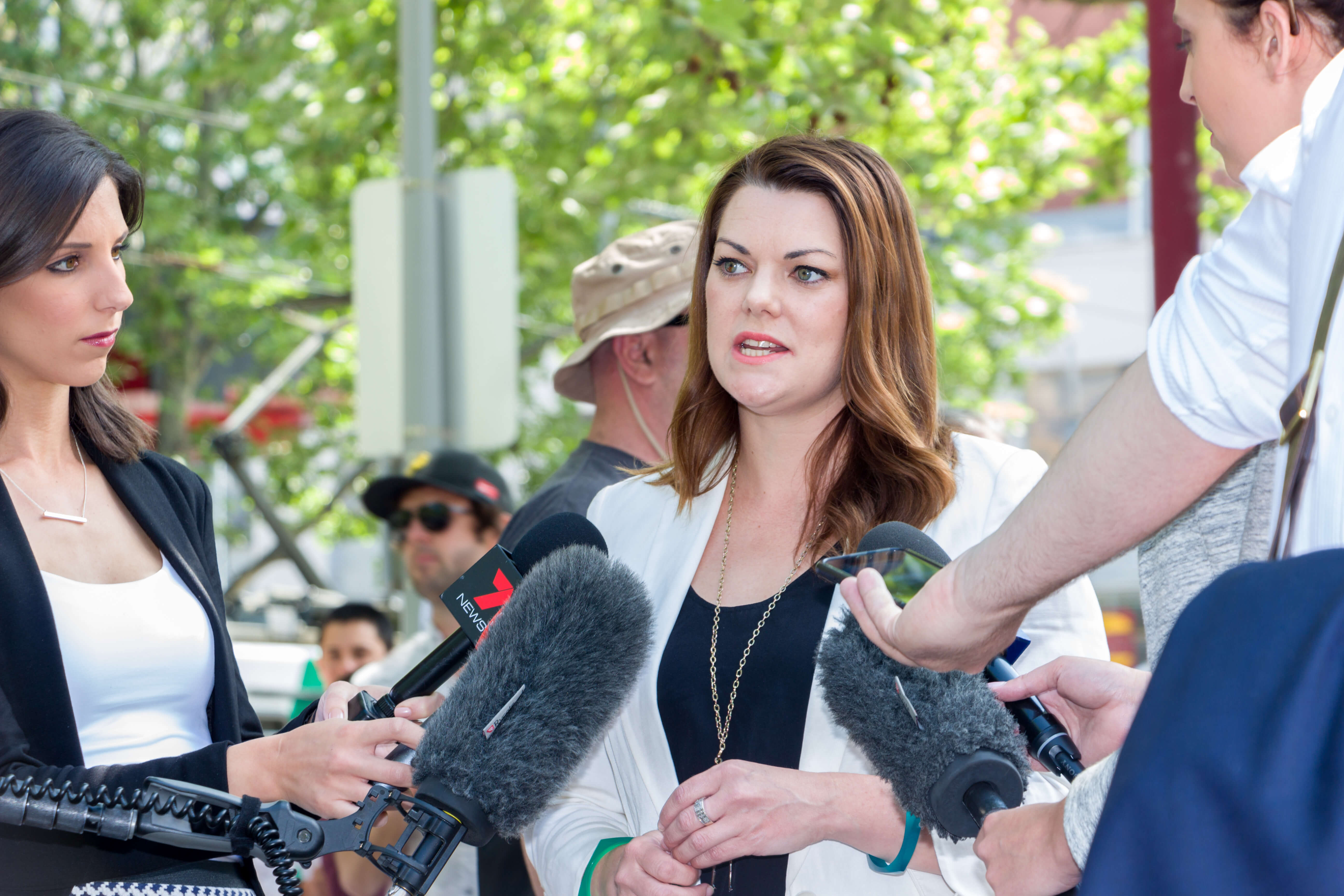Leyonhjelm wants details on Sarah Hanson-Youngs sex life