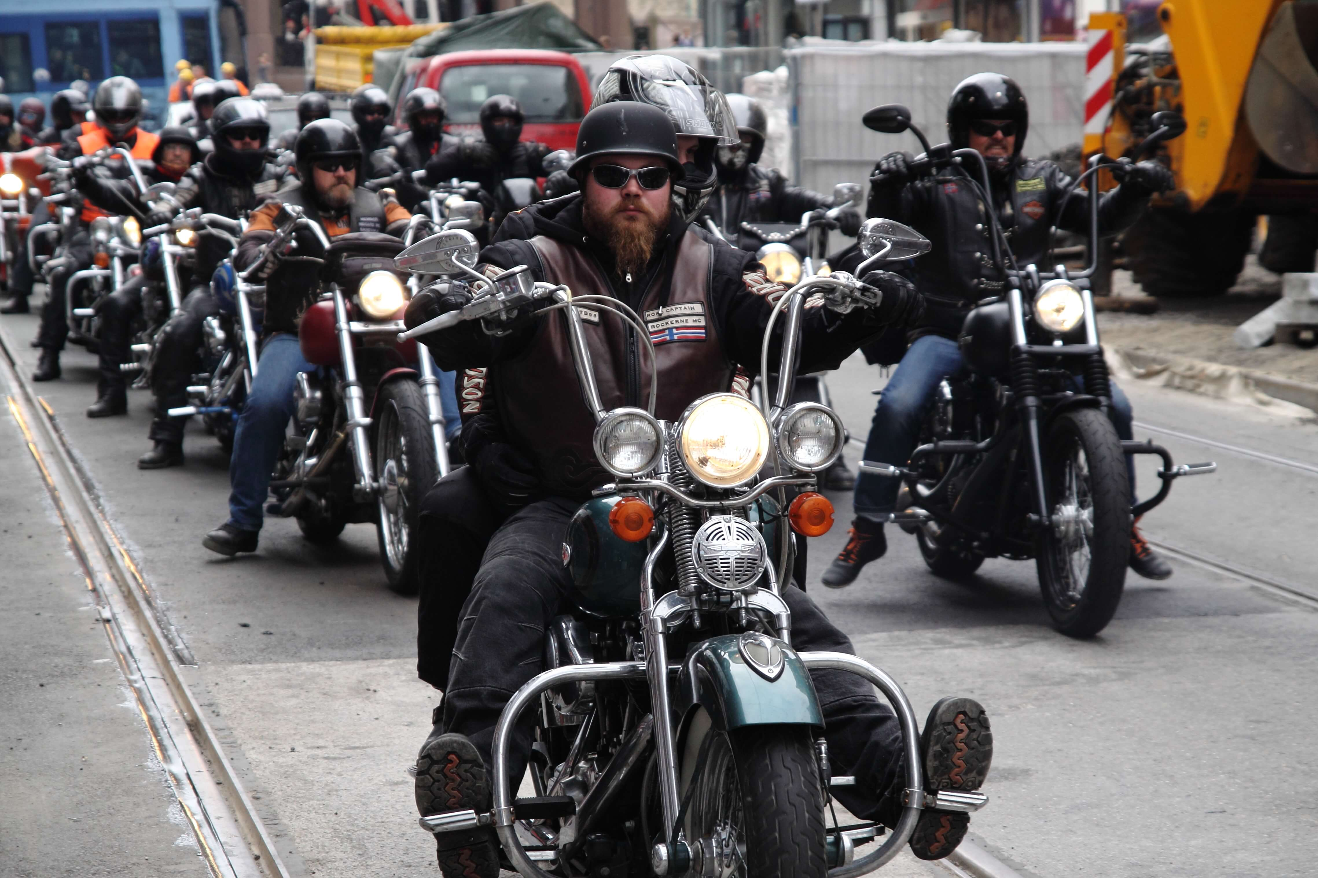 Hells Angels loses IP lawsuit against Redbubble | Lawyerly